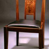 McCormick chair in walnut