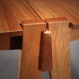 Standing desk detail
