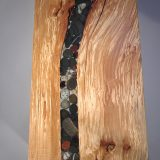 Spalted Beech Bench detail