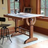 Artist Drawing Desk