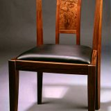 McCormick chair in walnut
