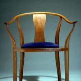 Ming Chair walnut